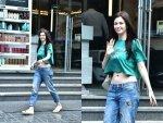 Arbaaz Khan S Girlfriend Giorgia Andriani Street Style Look