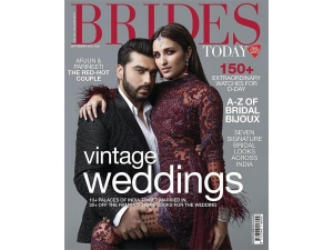 Arjun Kapoor Parineeti Chopra S Bridal Shoot Brides Today