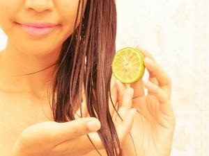 How Use Lemon Hair Growth