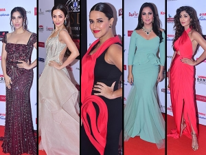 Bollywood Actresses Fashion At Miss Diva 2018 Final