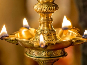 Why Do We Light A Lamp During Puja