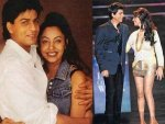 Shah Rukh Khan Gauri Khan Wedding Anniversary Fashion Moments