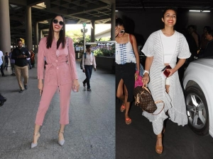 The Best Airport Looks The Day Photoshoot