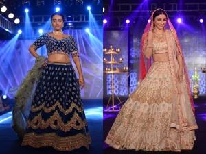 Soha Ali Khan Swara Bhasker At The Wedding Junction Show Mumbai