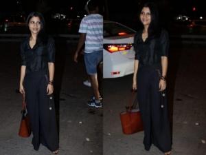 Konkona Sen Sharma Outfit Outdoor Photoshoot