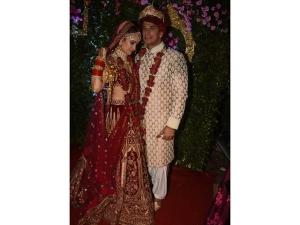 Prince Narula Yuvika Chaudhary Wedding Fashion Photoshoot