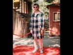 Jim Sarbh S Oversized Shirt Iffi Goa Event