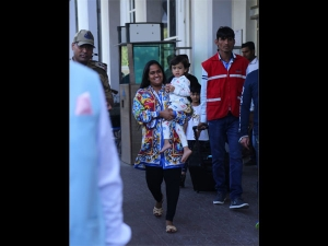 Arpita Khan Spotted A Quirky Outfit At Jodhpur Airport