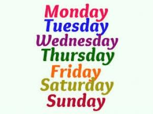 Best Days Week Auspicious For Different Tasks