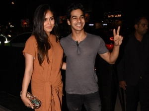 Mira Rajput Kapoor Casual Fashion As She Was Papped With Ishaan Khatter
