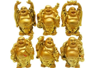 Types Of Laughing Buddha For 6 Different Wishes