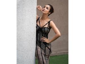 Malaika Arora Khan S Bold Gown India S Got Talent Season