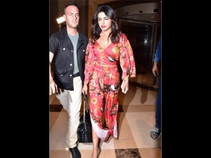Priyanka Chopra S Fashion At Jw Marriott Mumbai