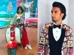 Ranveer Adah S Bollywood Outfits At Award Functions