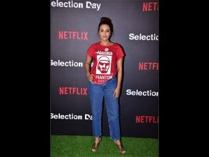 Swara Bhasker S Fashion Statement The Netflix Screening Event