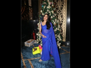 Janhvi Kapoor S Sari The Royal Norwegian Event