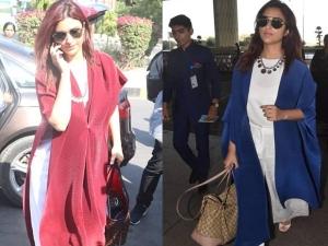 Parineeti Chopra Same Outfits At The Airport
