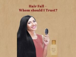 Hair Fall Whom Should I Trust