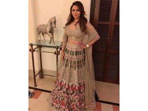 Sangeet To Attend? Try Gauri Khan's Multi-hued Floral Lehenga