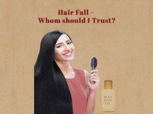 Hair Fall – Whom Should I Trust?