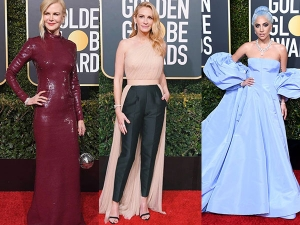 The Best Dressed Divas At The Golden Globes