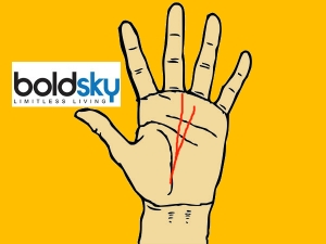 What Does A Double Fate Line Mean In Palmistry