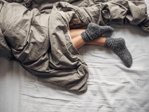 Benefits Of Sleeping With Socks On