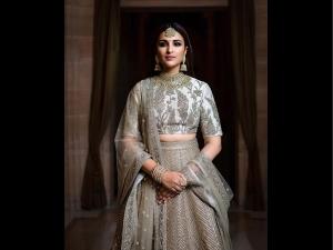 Parineeti Chopra S Traditional Outfits At Priyanka Chopra S Wedding