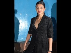 Formal Yet Casual, Radhika Apte Totally Partied In Boss Lady Style