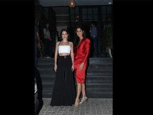 Katrina's Red-hot Or Isabelle's Black And White: Whose Party Outfit Was More Fab?