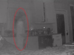 Mum Spots Her Dead Son's Ghost On A Kitchen CCTV