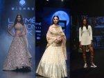Lakme Fashion Week Summer Resort 2019 Showstopper Looks