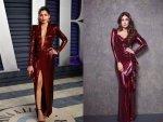 Kareena Freida Spotted Same Hued Gowns
