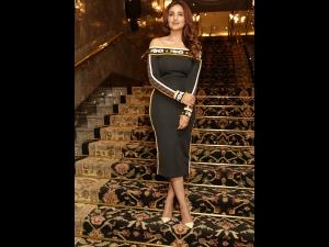Parineeti Chopra A Fendi Dress Behtar India Event