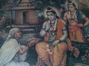 Shabari Jayanti 2019 The Story Of Shabari And Ram