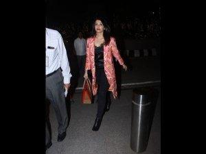 Aishwarya Rai Bachchan Gave Her All-black Ensemble A Glamorous Update