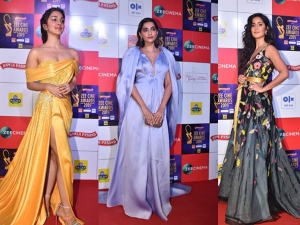 Katrina Kaif Sonam Kapoor Kiara Advani At Zee Cine Awards