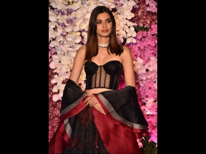 Diana Penty A Manish Malhotra Attire Akash Ambani S Reception