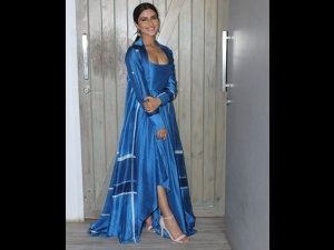 Pranutan Bahl A Blue Fusion Outfit Notebook Promotions