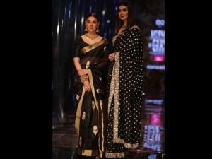 Diana Penty Aditi Rao Hydari Showstoppers At The Fdci S India Fashion Week