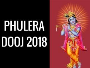 Phulera Dooj 2019 Date Auspicious Time And Sigificance