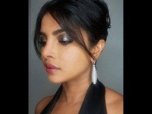 Recreate Priyanka Chopra's Glittery Eye Make-up Look!