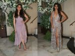 Pooja Hegde And Aditi Rao Hydari In Disappointing Dresses