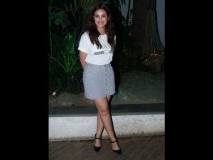 Parineeti Chopra In A Sporty Avatar For The Party Of Jabariya Jodi