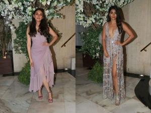 Pooja Hegde And Aditi Rao Hydari In Disappointing Dresses