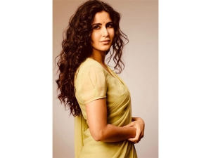 Katrina Kaif S Sari And Look From Bharat