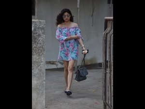 Shamita Shetty's Latest Dress Is Breezy And About Floral Burst