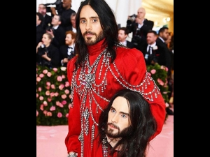 Jared Leto S Met Gala 2019 Look By Gucci
