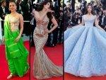 Aishwarya Rai Bachchan S Cannes Film Festival Fashion Evolution