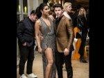 Priyanka Chopra Jonas Wore A Beaded Dress For The Chopard Party